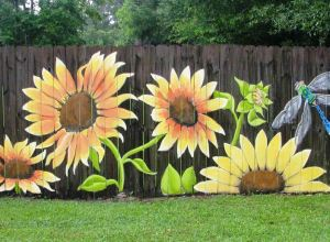 Stunning Creative Fence Ideas for Your Home Yard