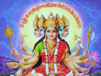 Meaning of Gayatri Mantra