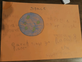 Maxwell Gleadall Space Facts F2W