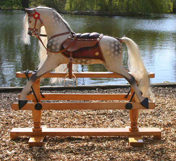 how to restore rocking horse