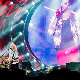Queen, Adam Lambert srf 16-10300