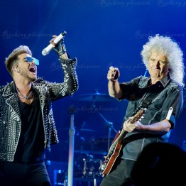 Queen, Adam Lambert srf 16-3516