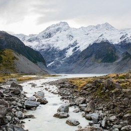 Mt Cook nationalpark