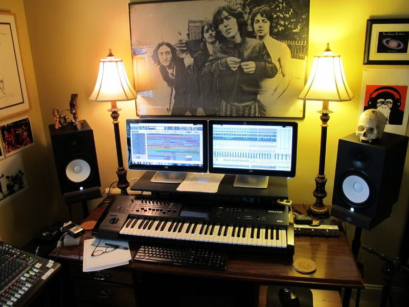 Home Studio Audio