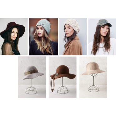 Hat Inspiration Fall Winter 2015