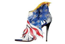 fourth of july, july 4th, red white blue shoes, shoes for the fourth of july, patriotic shoes, independence day shoes, sexy heels. what to wear for the fourth of july