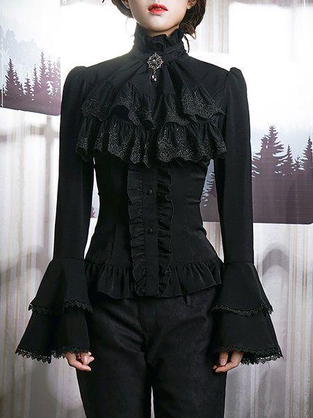 victorian blouse, victorian costume, halloween