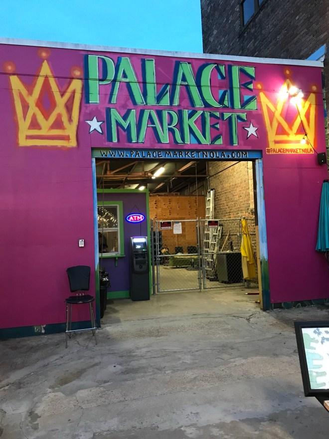 palace market