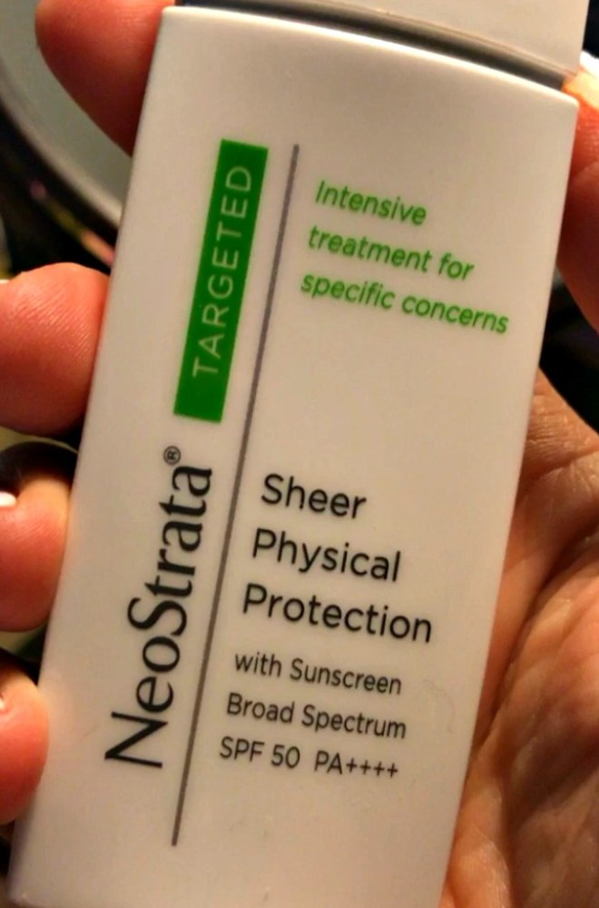 NEOSTRATA, sunscreen, skincare, anti-aging, beauty blogger