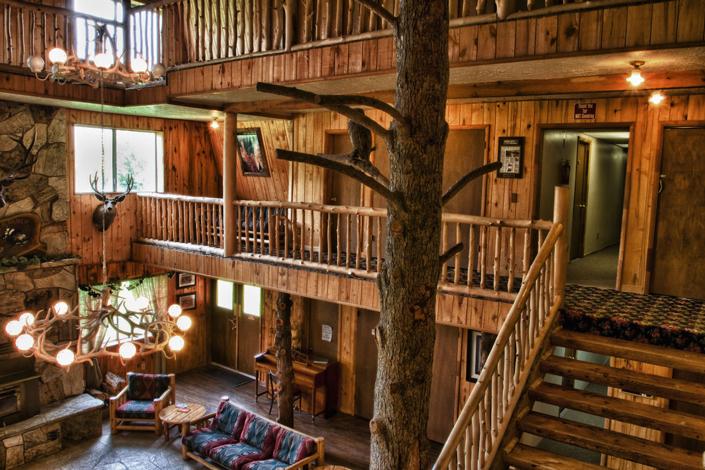 Rockin R Ranch  Dude Ranch Lodge Dude Ranch Accommodations