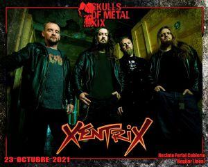 Xentrix última confirmación del Skulls Of Metal Fest