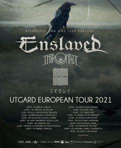 Obsidian Kingdom - Gira europea en mayo 2021