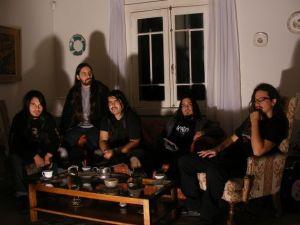 Chile - MAR DE GRISES reedita dos de sus obras en vinilo