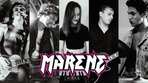 """MARENE Nuevo EP y sencillo """"Somethings Out There"""""""