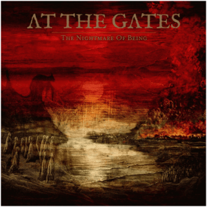 "AT THE GATES – Estrena el tema ""The Nightmare Of Being"""