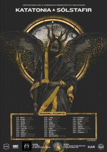 Sólstafir anuncia gira co-headlining tour con Katatonia