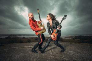 """Exclusiva - Electric Guitars y su vídeo oficial """"Dopamine"""""""