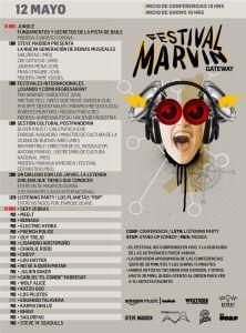 Festival Marvin Gateway - Consulta horarios y talleres