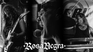 """Rosa Negra nos presenta su nuevo sencillo """"Perros viejos"""""""