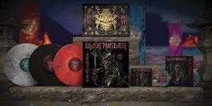 """Iron Maiden - En Septiembre nuevo disco """"Senjutsu"""""""
