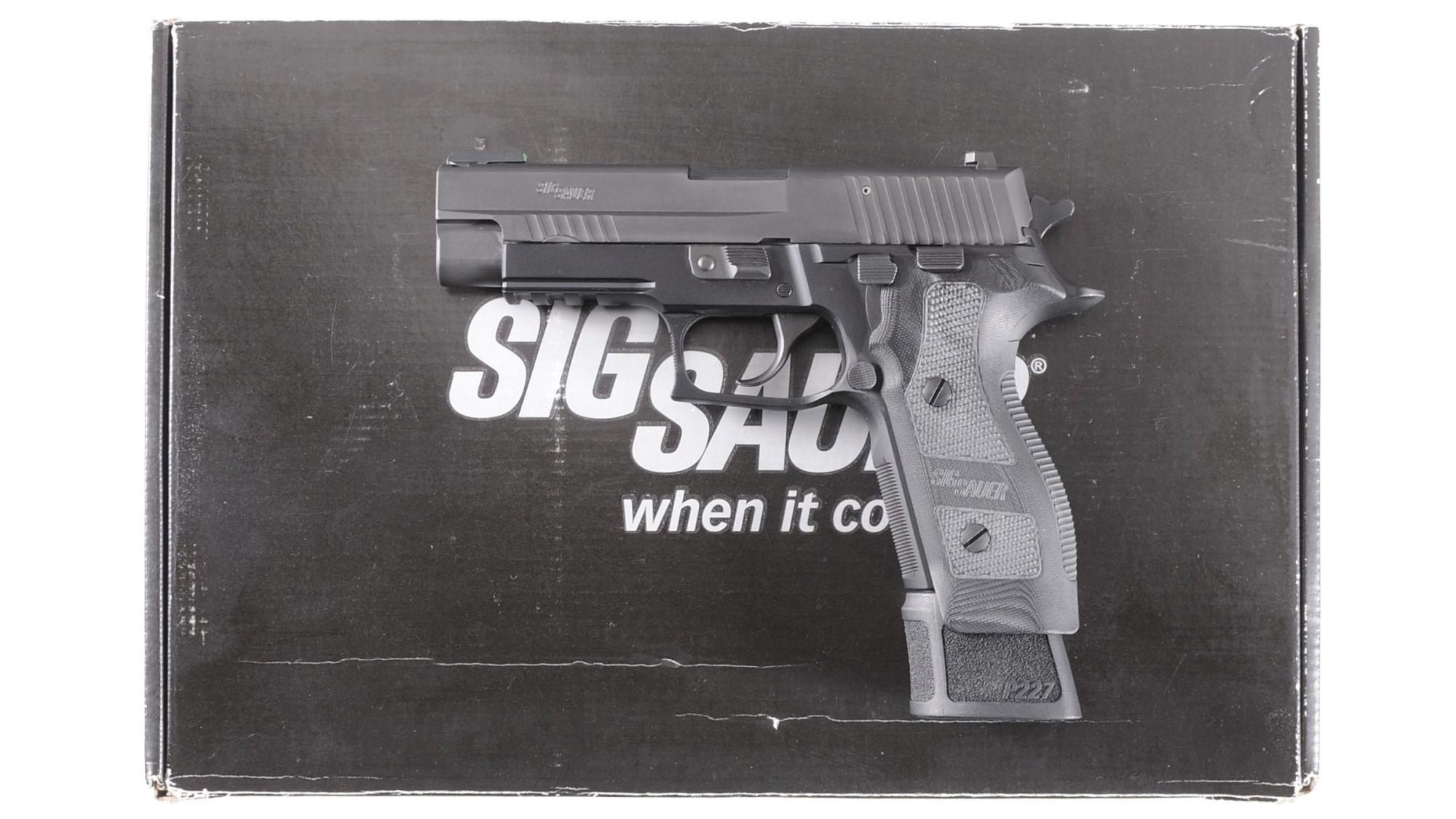 hight resolution of lot 53 sig arms p 227 pistol 45 acp