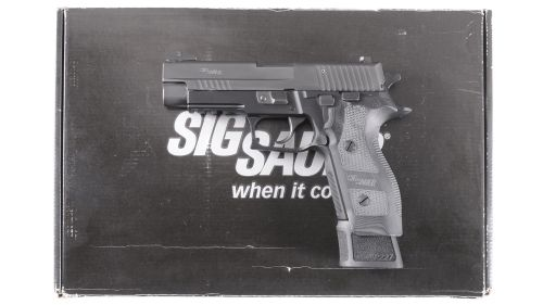 small resolution of lot 53 sig arms p 227 pistol 45 acp