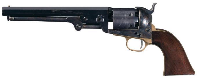 Image result for colt 1851 revolver