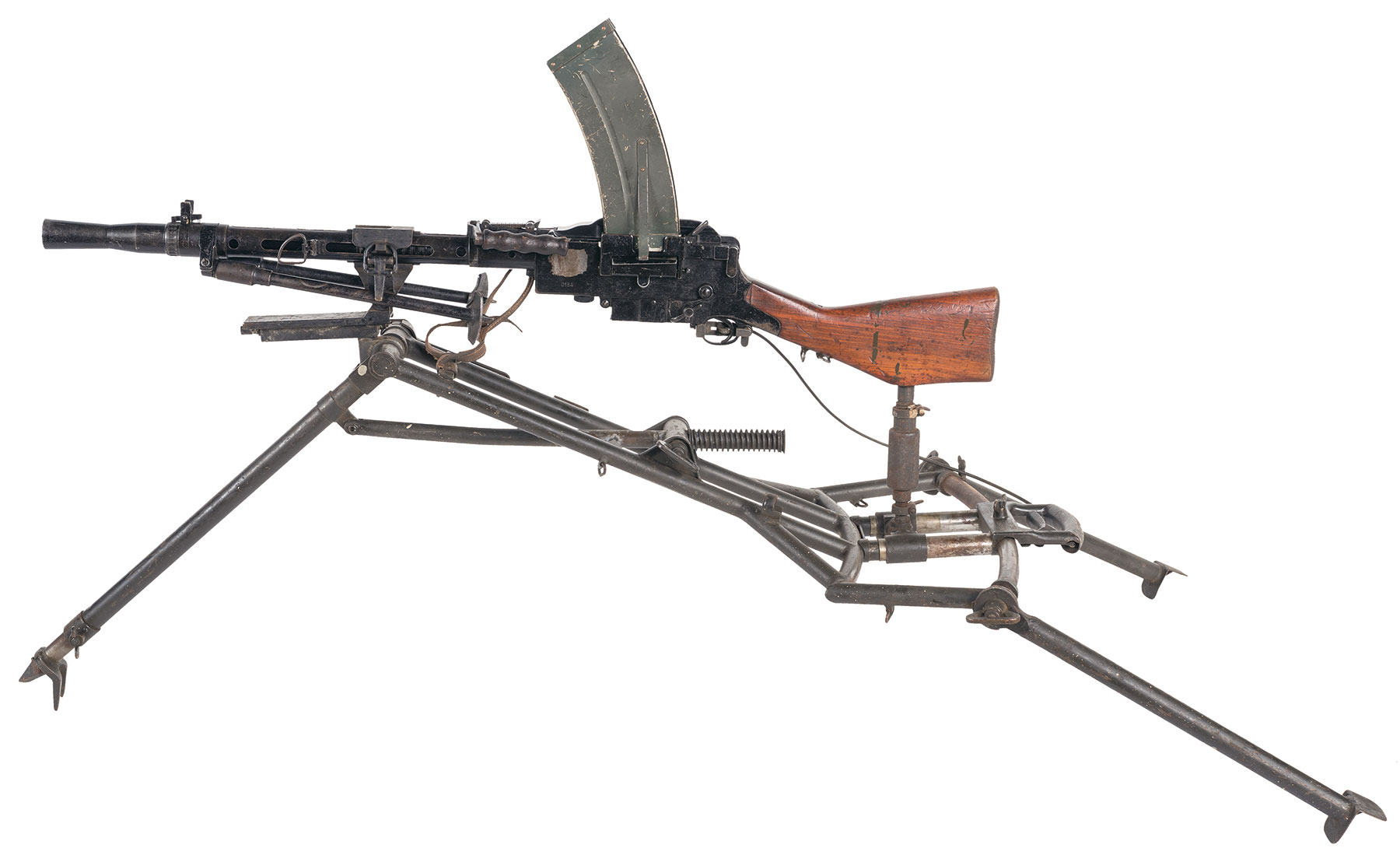 Madsen Machine Gun Machine Gun 30