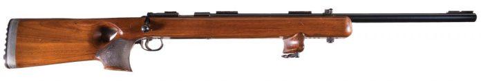 Al Freeland custom Winchester 52B target rifle