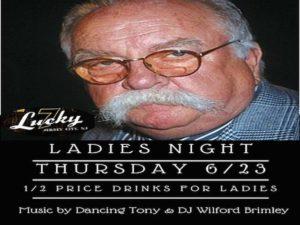 06-23-16 Ladies Night with Eric