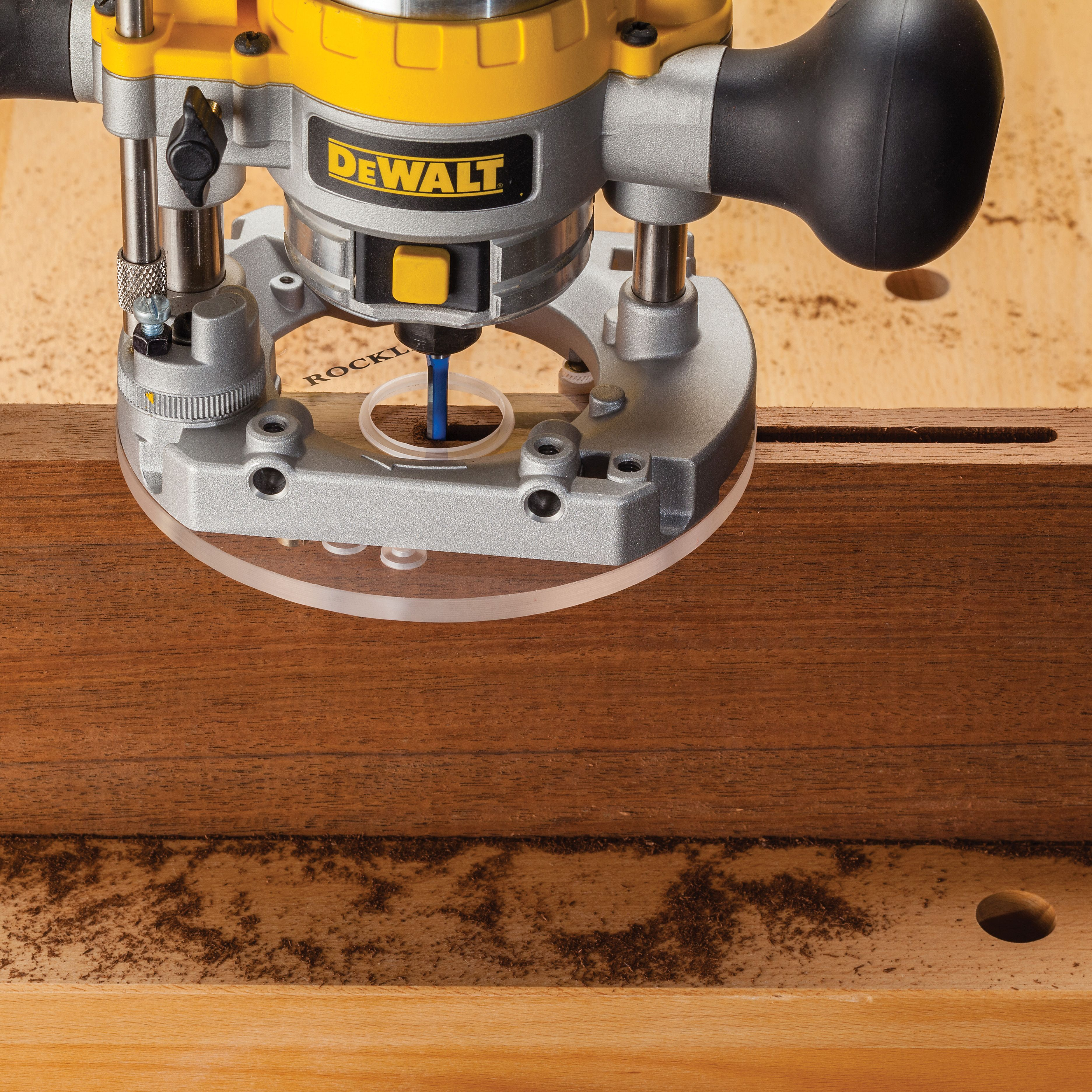 Mortise On Router Table