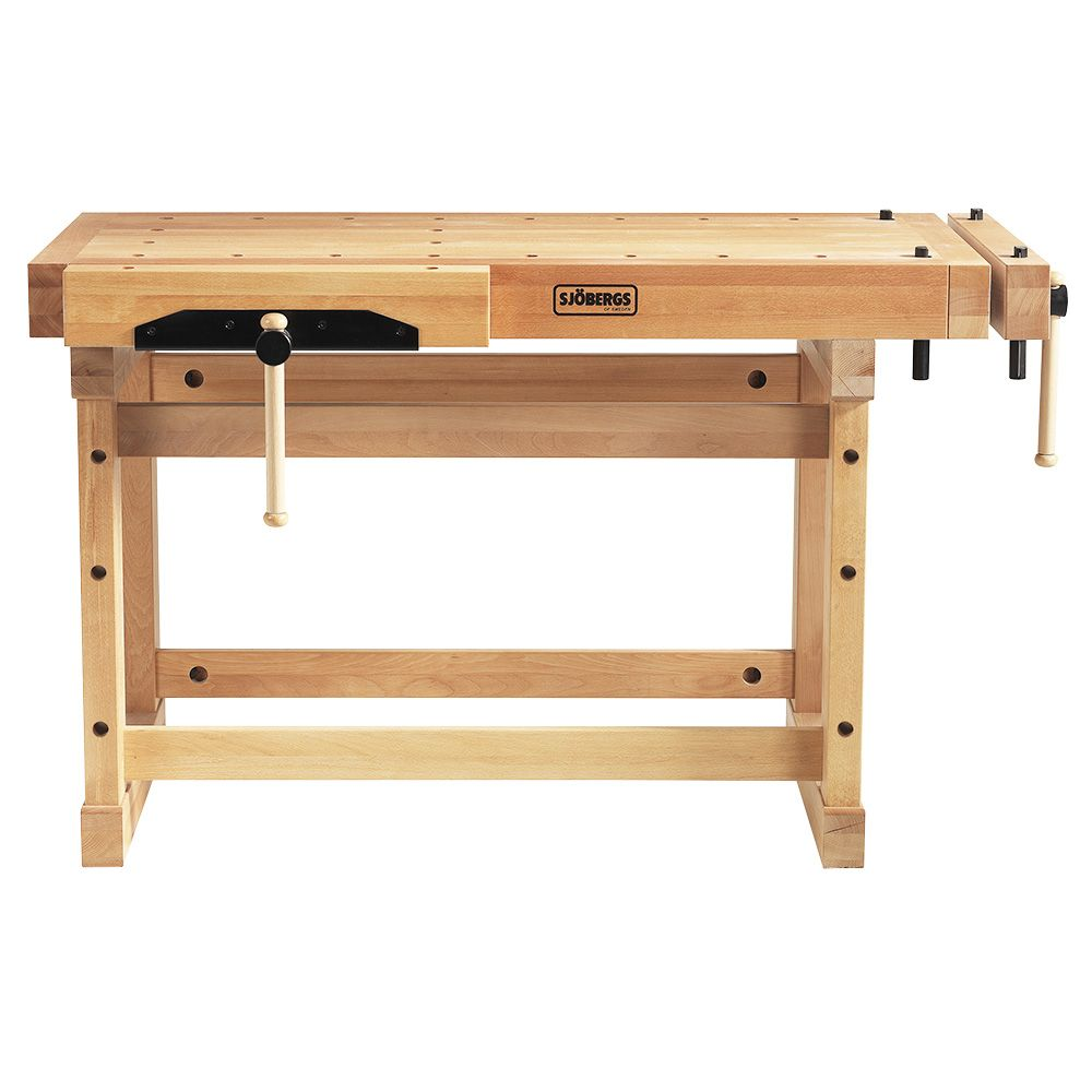 Sjobergs Elite Workbench 1500 Rockler Woodworking And
