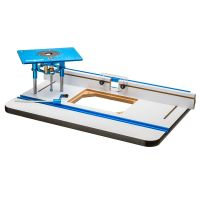 Rockler High Pressure Laminate Router Table, Fence and FX ...