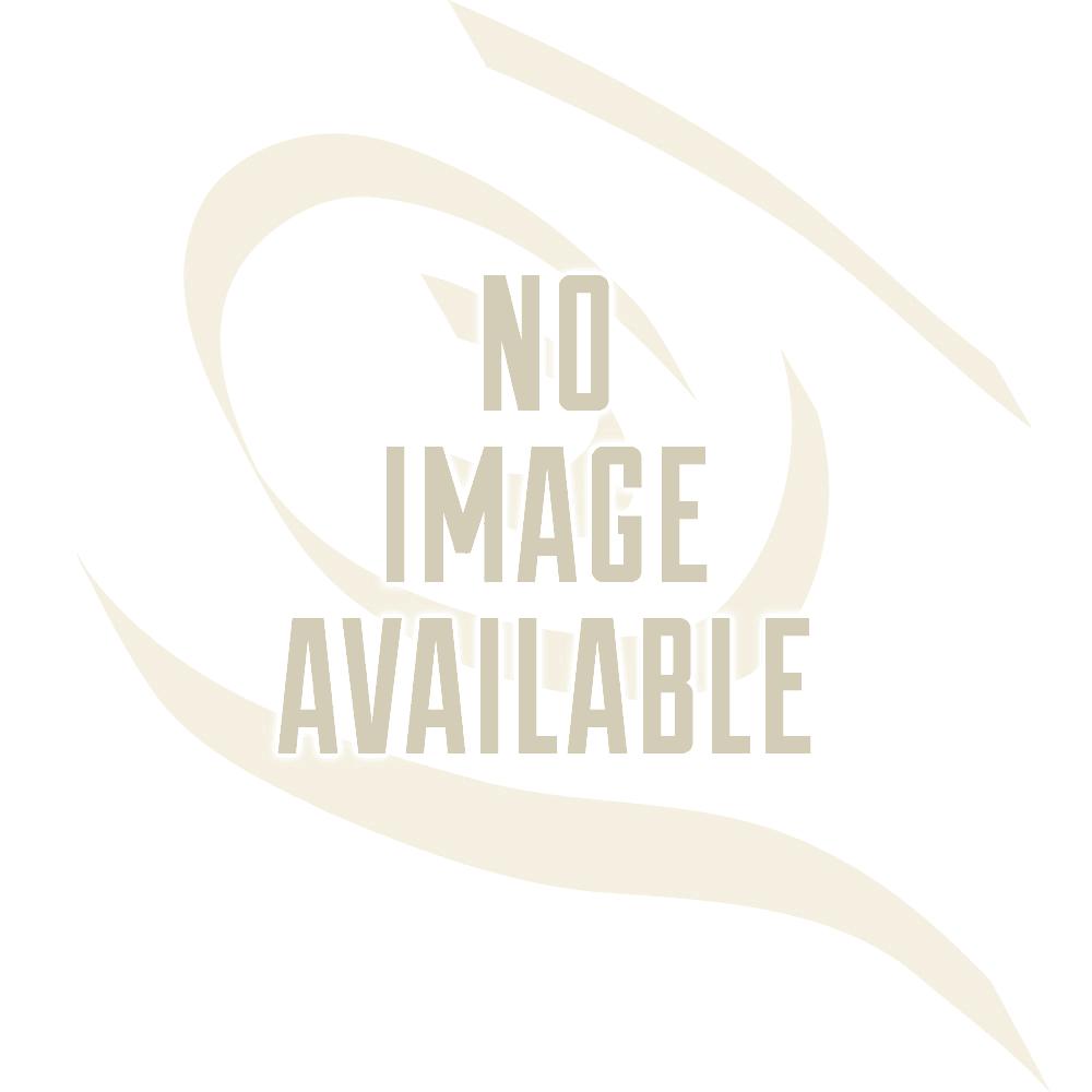 1 1 2 W Rectangular Recessed Ring Pull Antique Brass