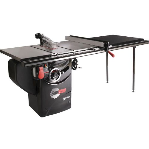 small resolution of sawstop 3hp professional table saw w 52 fence rails and extension sawstop extension table sawstop table saw with diagram