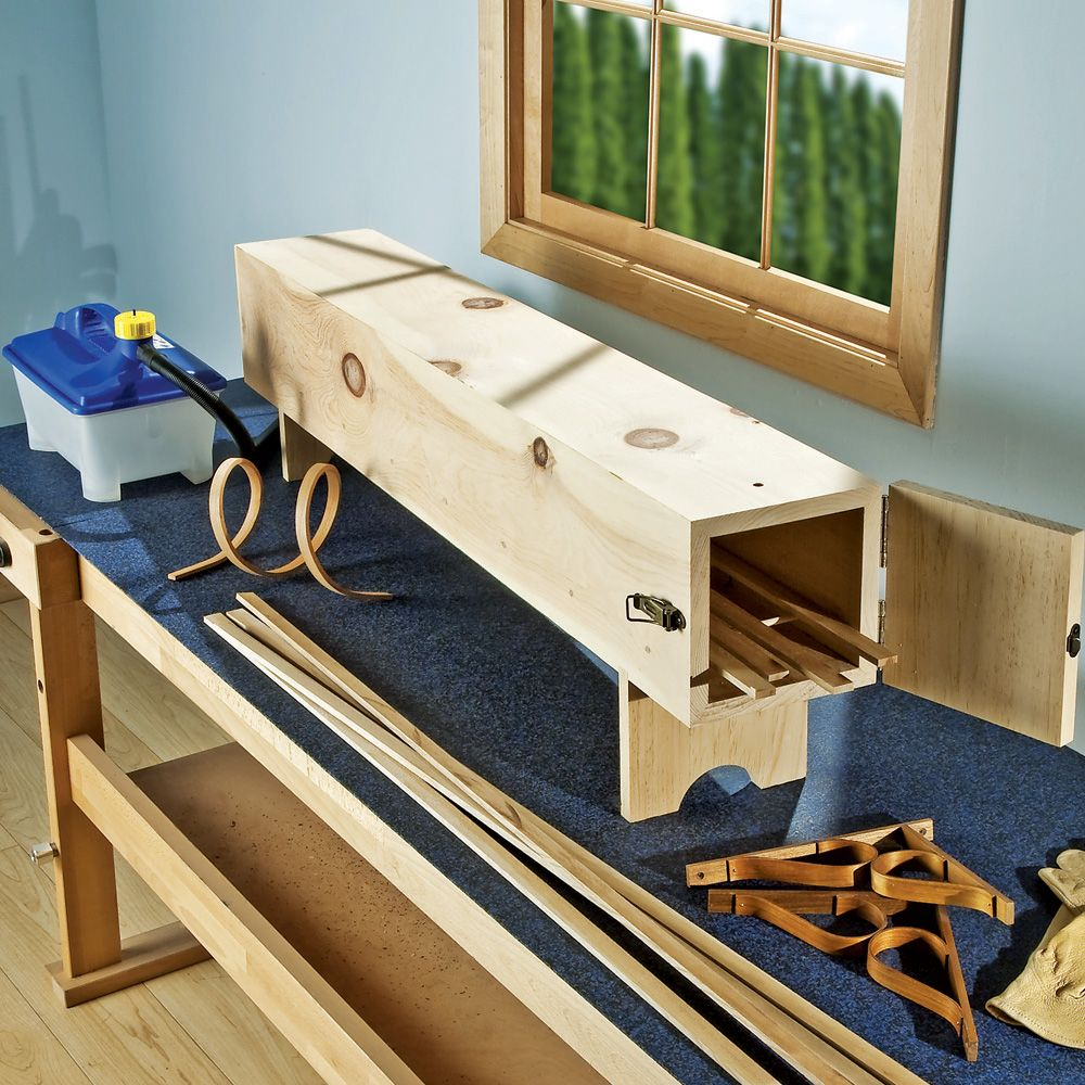 Best Wood For Bending With Steam