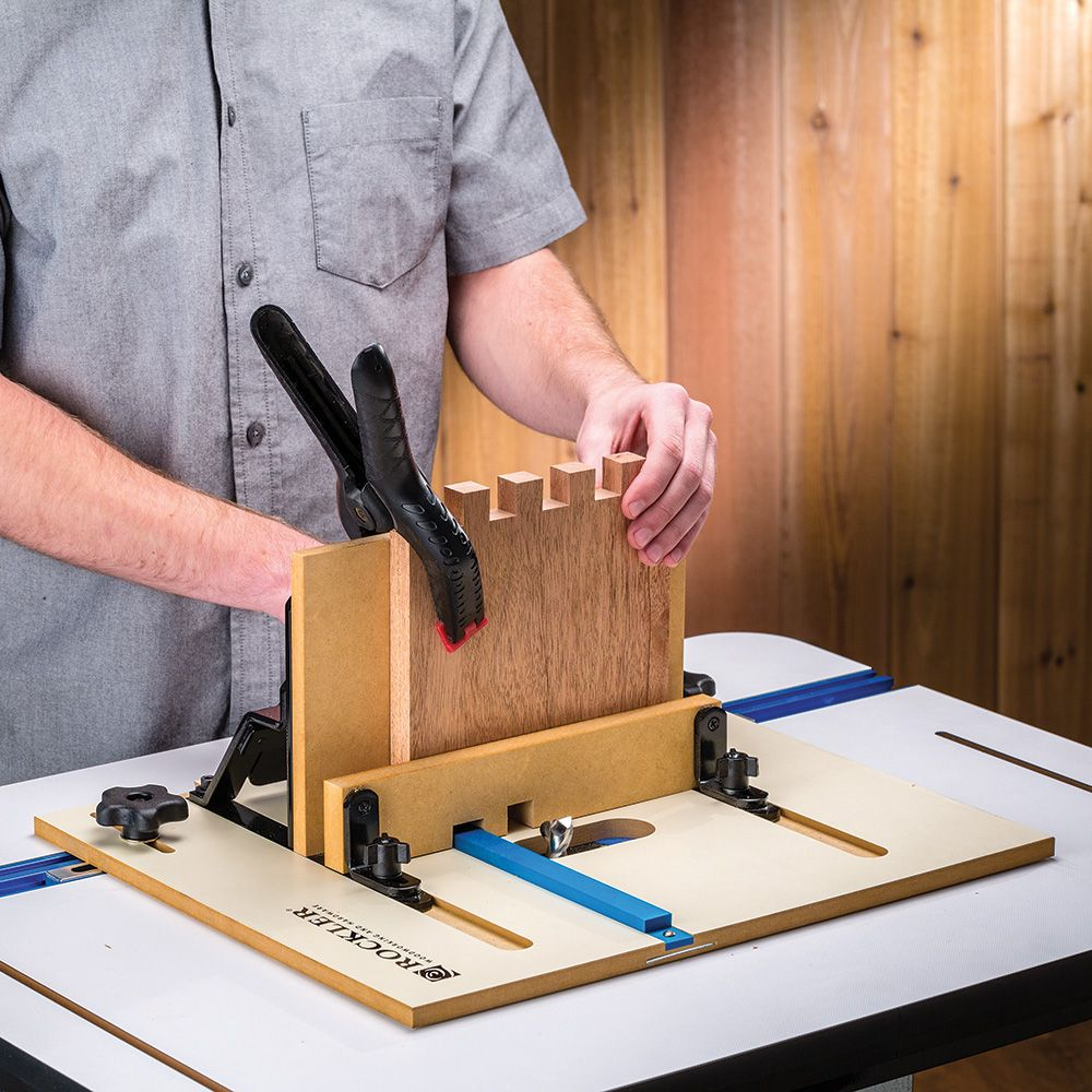 Incra Box Joint Jig Canada