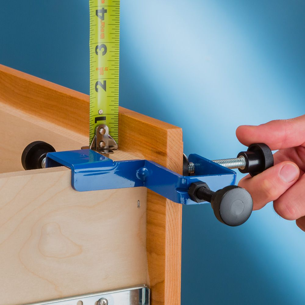 Attaching Drawer Faces