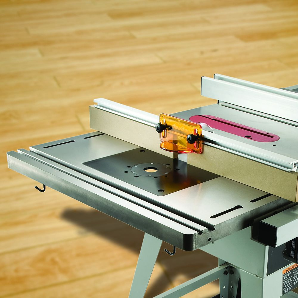 Grizzly Router Table Top