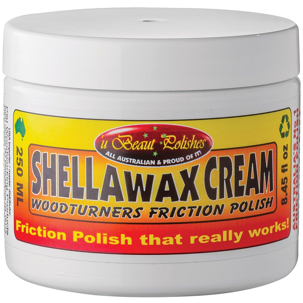 Shellawax Cream Friction Polish