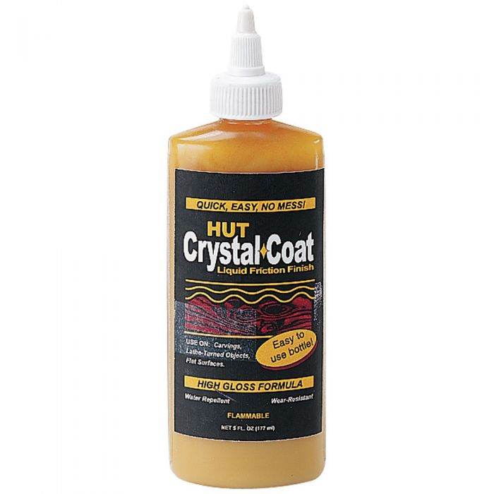 Hut Crystal Coat Liquid Friction Finish