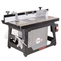 SawStop RT-BT Benchtop Cast Router Table | Rockler ...