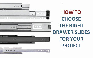 Best Drawer Slides For Inset Drawers