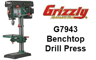 Benchtop Radial Drill Press