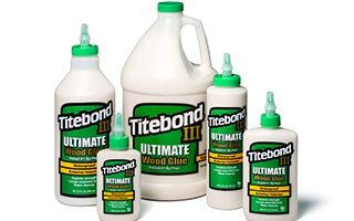 Titebond 3 Dry Time Cutting Board