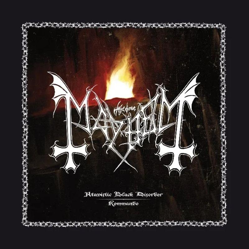 """Mayhem napovedujejo EP """"Atavistic Black Disorder / Kommando"""" – Rockline.si"""