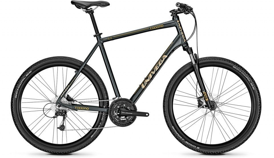 Univega Terreno 5.0 XXL Cross Bike 2018