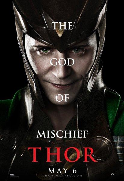 Loki: desprezível e sem SAL!
