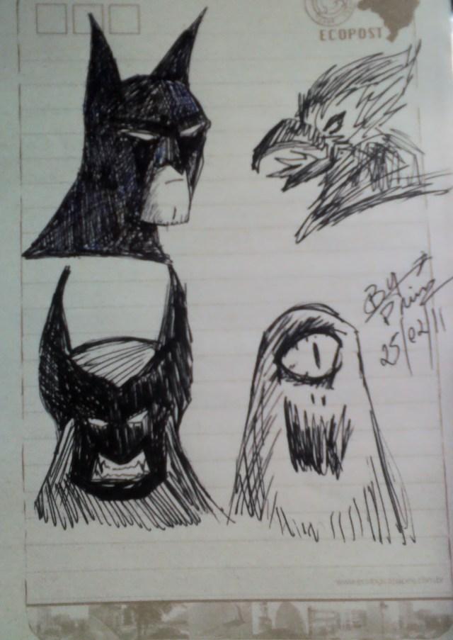 Desenhos Aleatórios