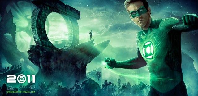 Lanterna Verde: decepção com efeitos especiais!